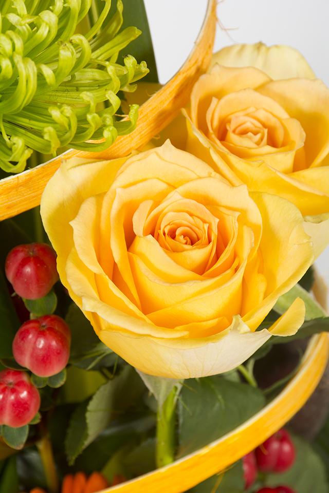 composition florale hauteur orang papaye livraison fleurs le mans. Black Bedroom Furniture Sets. Home Design Ideas